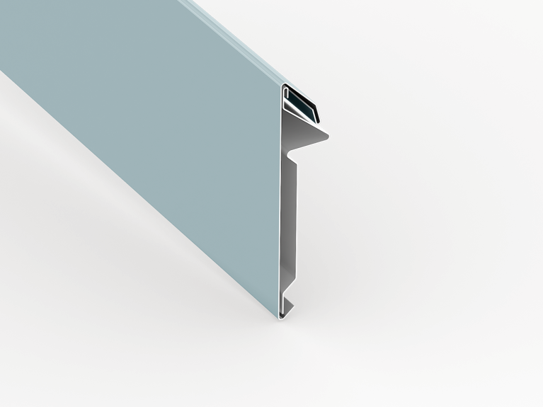keylock perimeter edge flashing