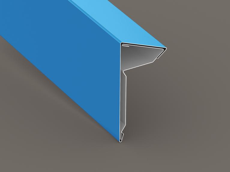 megalock perimeter edge flashing