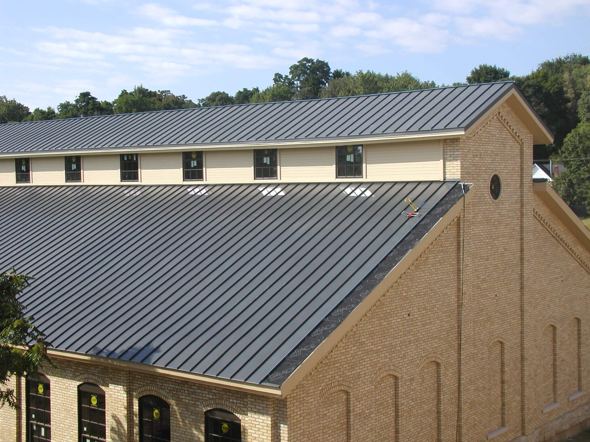 Steep Slope Metal Roofing Supplies Sheet Metal Supply