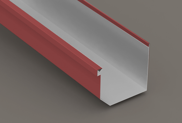 Steep Slope Drainage Sheet Metal Supply Metal Roofing