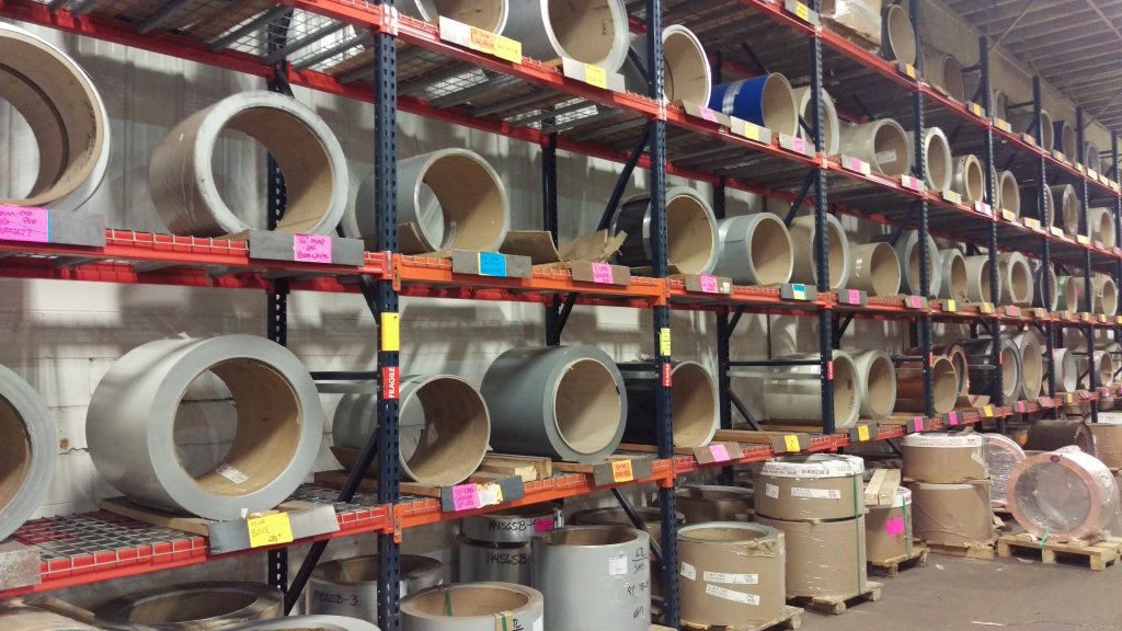 Coil Stock Sheet Metal Supply