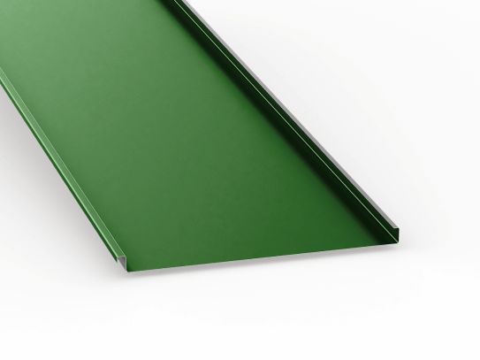 ML-1 standing seam roofing panel