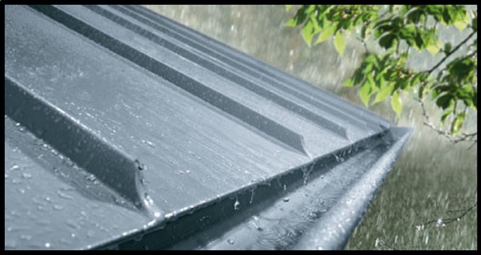 Rheinzink Gutter System Sheet Metal Supply Drainage