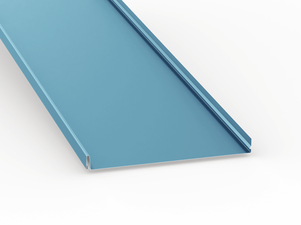 standing seam panel 1.5in snap lock