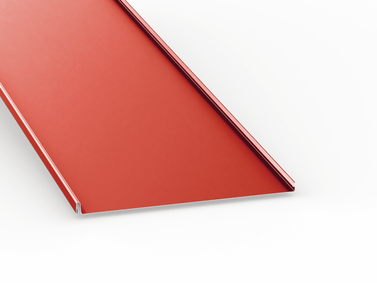 SL-1 standing seam roofing panel