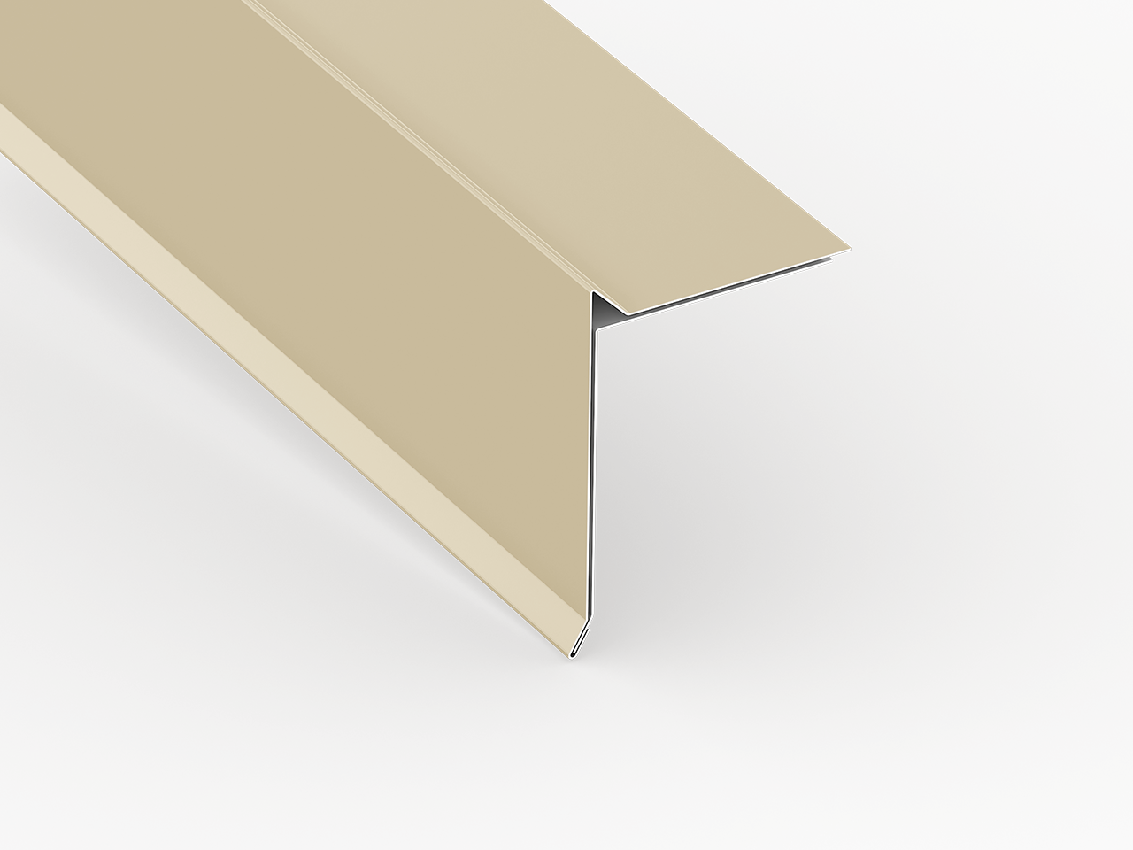 Gravel Stop Perimeter Edge Flashing Sheet Metal Supply