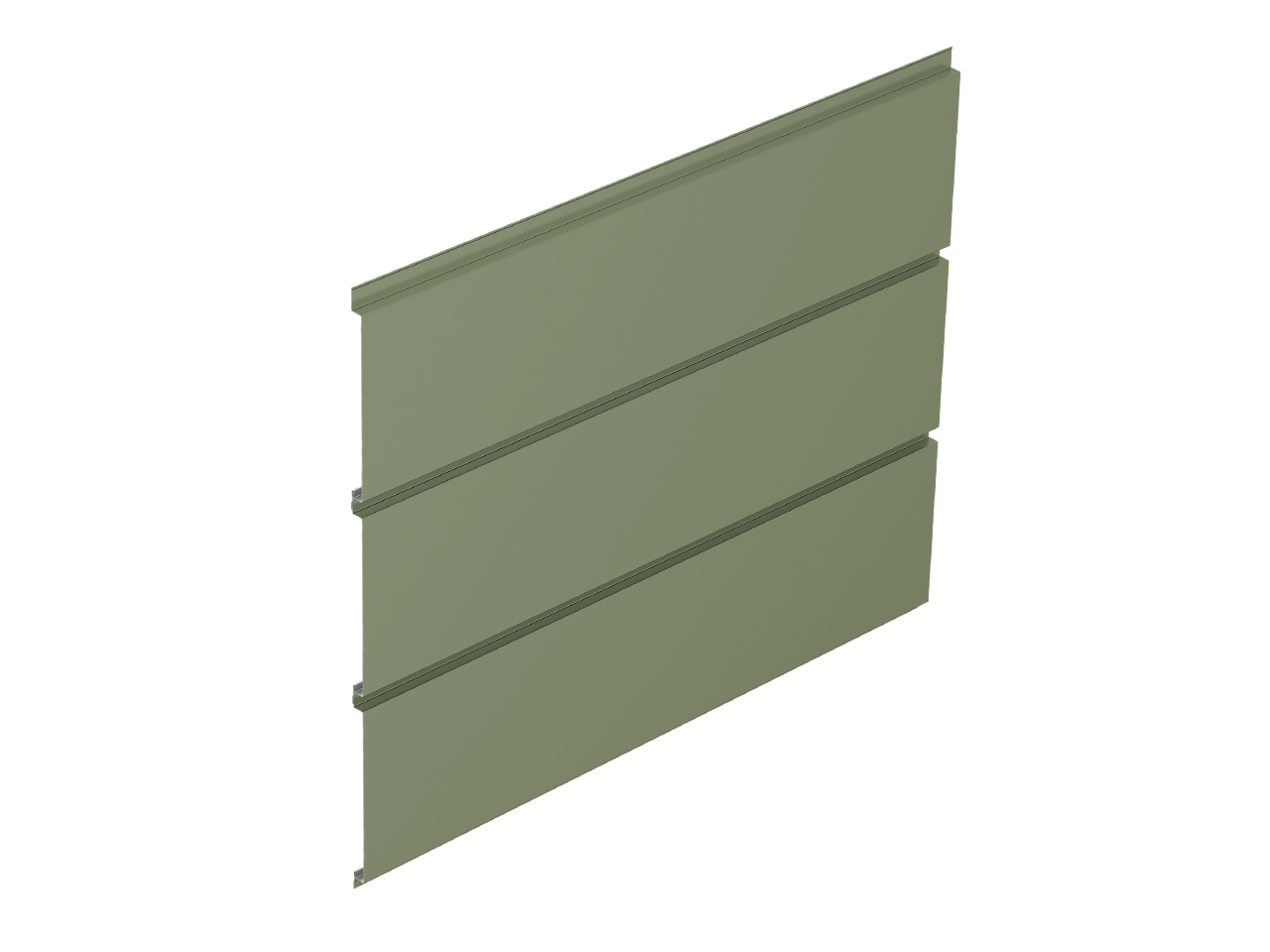 Reveal Wall Panels Sheet Metal Supply Wall Cladding